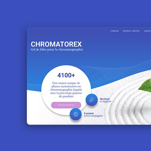 Chromatorex website