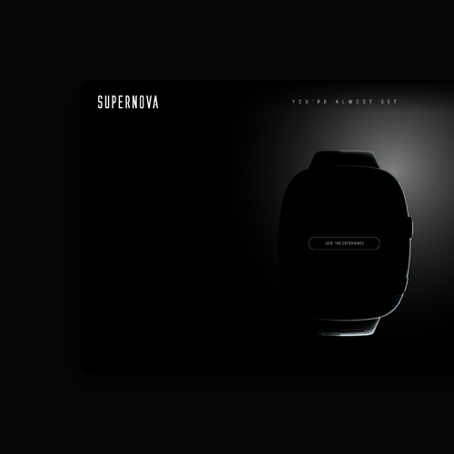 The first concept, unifying a movement, a community of progressivists in Tech-Luxury world. High-End Techpiece, Watchmaking, Investor, Augmented Intelligence. Supernova.